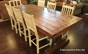 dining tables 7ft dining table beautiful beauteous home inspiration ideas and for dimensions