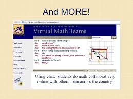 new look programs new new logo same great approach to doing math  31 using chat students do math collaboratively online others from across the country and more