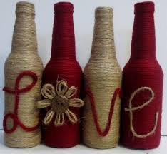 Wine Bottles Decoration Ideas 100 DIY Glass Bottle Craft Ideas for a Stylish Home Pink Lover 30