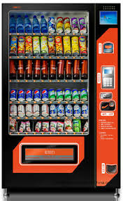 Coin Operated Vending Machine Custom China CoinOperated Bill Operated Vending Machine For Snacks And