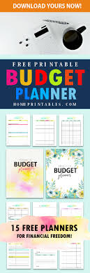 Budget Planners Free Free Printable Budget Binder 15 Brilliant Money Worksheets