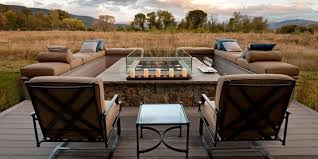 what fire pit is safe for decks know before