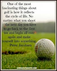 Golf And Life Quotes Beauteous This Is So True With Golf And Life Quote Thoughtoftheday