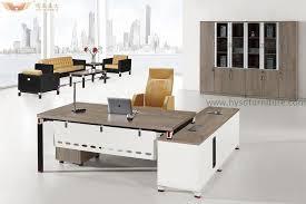 l shape office table. wholesale modern executive l shape office table for furniture
