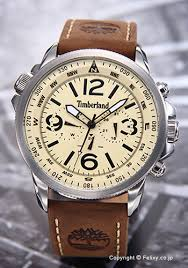 trend watch rakuten global market timberland timberland mens timberland timberland mens watch campton campton beige brown leather strap tbl 13910js