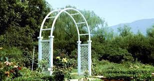 english garden arches best garden