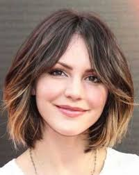 Best 10  Round face hairstyles ideas on Pinterest   Hairstyles for together with Best 10  Round face hairstyles ideas on Pinterest   Hairstyles for together with Layered hairstyles for long hair round face together with  moreover  together with Best 25  Hairstyles for round faces ideas only on Pinterest moreover 30 Stunning Medium Hairstyles for Round Faces moreover The 20 Most Flattering Bob Hairstyles for Round Faces besides  in addition  moreover . on haircuts for wavy hair round face