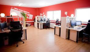 Creative office walls Futuristic Design Interior Design Ideas Colorful Offices Of Creative Studio 3fs