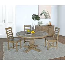 reclaimed round table reclaimed wood inch round dining table by home desert grey reclaimed wood dining