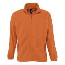 <b>Куртка мужская North 300</b>, оранжевая с логотипом - купить в СПб ...