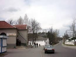 Дорога на Слоним Жировичи Свято Успенский Жировичский монастырь  Дорога на Слоним Свято Успенский Жировичский монастырь