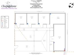 Stables Design Layout Stable Design Chapelstone Equestrian