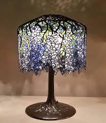 model 342 wisteria lamp c 1901 05