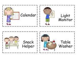 Caboose Clipart Classroom Job Chart Caboose Classroom Job