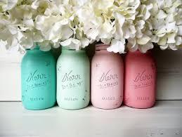fabrics materials spray painting mason jars spray painted lace mason jars
