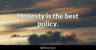 Honesty Quotes BrainyQuote Extraordinary Honesty Quotes Images Download
