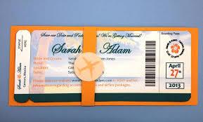 Invitation Ticket Template Wedding Invitation Airline Ticket Template Elegant Plane Ticket 56