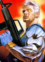 cable alternate future son of scott summers cyclops and jean grey marvel phoenix by julie bell