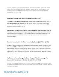 Resume Writing Format Impressive Sample Resume For Executive Mba Application Sample Mba Resume