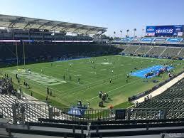 Chargers Seating Academy Teams La Galaxy