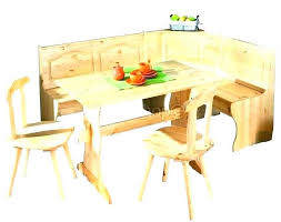 Table De Cuisine Avec Banc Charmant Table D Angle De Cuisine