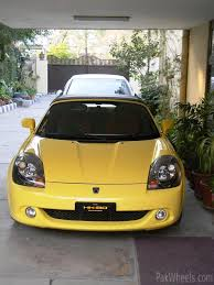 Convertable for sale - Toyota MR-S 2004 (Islamabad) - Cars ...