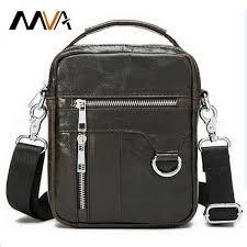 mva genuine leather cross bags small men shoulder bag men messenger bags fashion men s leather bag small casual handbags design men s genuine leather