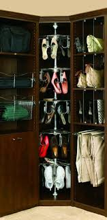 rotating lazy shoe zen features 5 rotating shelfs 5 adjule shoe horns per shelf and holds up to 25 pairs of shoes