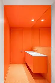 Canari House By Naturehumaine Orange Tangerine Glowing
