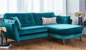how to decorate with a teal sofa blog