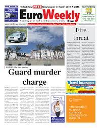 Euro Dog Designs Coupon Code Euro Weekly News Axarquia 27 September 3 October 2018
