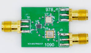 stratux diplexer for 1090 mhz ads b and 978 mhz uat