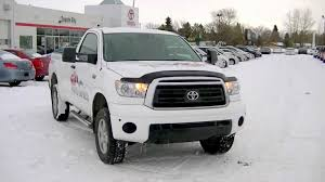 2011 Toyota Tundra SR5 Single Cab Long Box - Toyota City ...