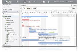 Wrike Print Gantt Chart Wrike Costs Money Includes Emails Big Clients Gantt