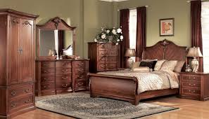 Elegant Solid Wood Bedroom Furniture Made In Usa F54X On Excellent Home  Decoration Ideas Designing With