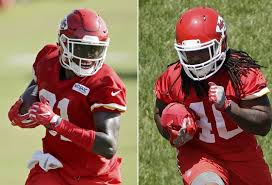 Kansas City Chiefs Running Back Depth Chart Chiefs Wide Receivers Focus Of Attention In Training Camp