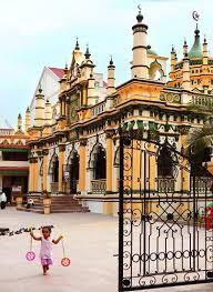 Abdul Gafoor Mosque, Little India. Singapore. | por williamcho | Wanderlust  singapore, Little india singapore, Singapore