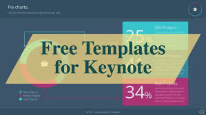 Free Profile Templates Simple Top 48 Free Templates For Apple Keynote 48 Colorlib