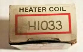 Eaton Cutler Hammer Overload Heater Element H1021 Nib