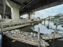 เก็บขยะและวัชพืชคลองเปรมประชากรช่วงตลาดบางซื่อถึงสะพานงามวงศ์วาน