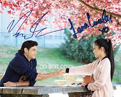 The sequel, titled to all the boys i've loved: To All The Boys I Ve Loved Before Reprint Signed Cast Photo Lara Jean Peter 1 At Amazon S Entertainment Collectibles Store