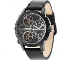 buy police mens watches uk police men s rattlesnake watch