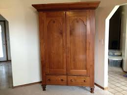 Vintage antique furniture wardrobe walnut armoire Wood Antique Walnut Armoire Wardrobe Mid In Antiques Furniture Wardrobes Seville Jewelry Loveseat Armoire Antique Walnut Armoire Wardrobe Mid In Antiques Furniture
