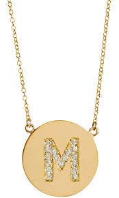 diamond pendant necklace gold