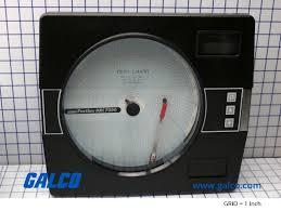 Partlow Mrc 7000 Circular Chart Recorder 710000000021 Ptlw