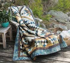 Smokey River Blue Planet Quilt Kit | Keepsake Quilting &  Adamdwight.com