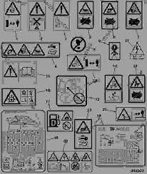 817 20220 Decal Lift Chart Js220 Mh 81720220 Jcb Spare
