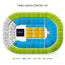 Times Union Center Seating Chart Basketball Times Union Seating 2019