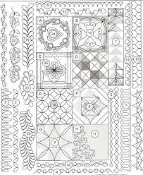 Quilt Border Patterns Beauteous Quilting Design Patterns 48 Best Images About Quilt Border Patterns