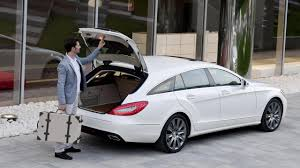 BBC - Autos - Mercedes CLS Shooting Brake, luxury by the wagon-load